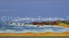 Highwarp Tapestry - Watson's Bay Before Invasion