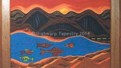 Highwarp Tapestry - Anuguru River