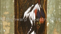 Highwarp Tapestry - Jabiru