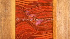 Highwarp Tapestry - Red Kangaroo