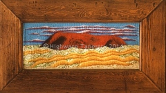 Highwarp Tapestry - Uluru