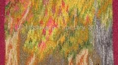 Highwarp Tapestry - Bourke St In Autumn