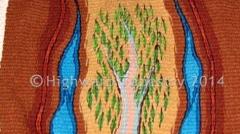Highwarp Tapestry - Osmosis
