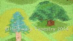 Highwarp Tapestry - Rushcutters Bay