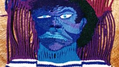 Highwarp Tapestry - Self Portrait