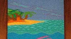 Highwarp Tapestry - Tropical Fish