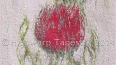Highwarp Tapestry - Waratah