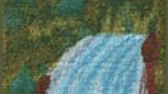Highwarp Tapestry - Waterfall
