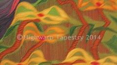 Highwarp Tapestry - Weeds Are Flowers Too