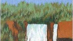Highwarp Tapestry - Fitzroy Falls