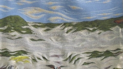 Highwarp Tapestry - Misty Morning