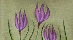 Highwarp Tapestry - Native Iris
