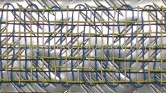 Highwarp Tapestry - Bluebeat