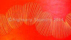 Highwarp Tapestry - Tequila Worm - Alternative