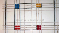 Highwarp Tapestry - Twiggy